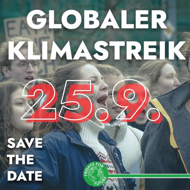 Klimastreik Fridays for Future Kiel